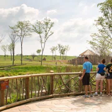 Heart of Africa, Columbus Zoo and Aquarium