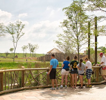 Zoo Wins ENR Best Project Award