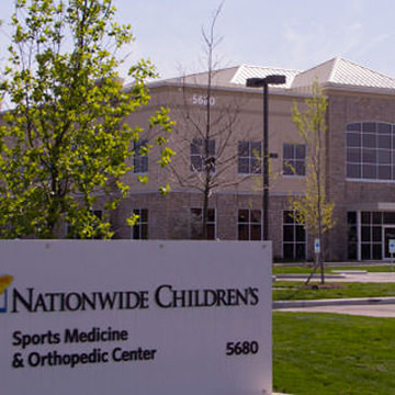 Sports Medicine and Orthopedic Center, Nationwide Children's Hospital