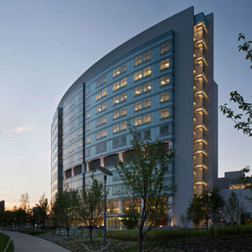 Patient Tower, Nationwide Children's Hospital