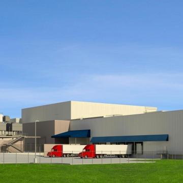 Daisy Processing Plant