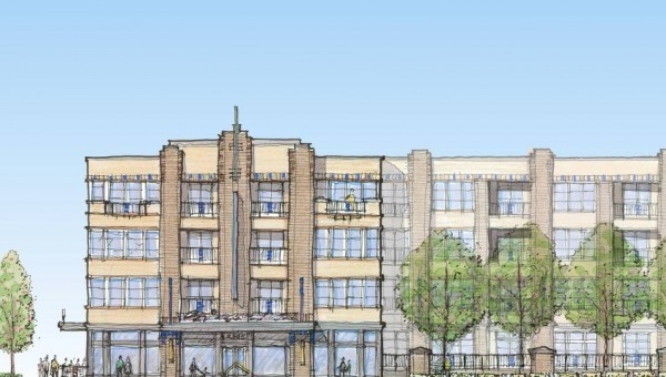 Olympic Mixed-use Project in Clintonville Moves Forward