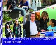 Fuller is Ambassador for Capital's MBA Program