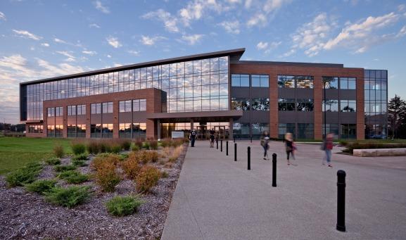 Integrated Education Center, Ohio University Heritage College of Medicine