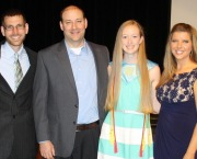 John A. Schaad Achievement Scholarship Awarded