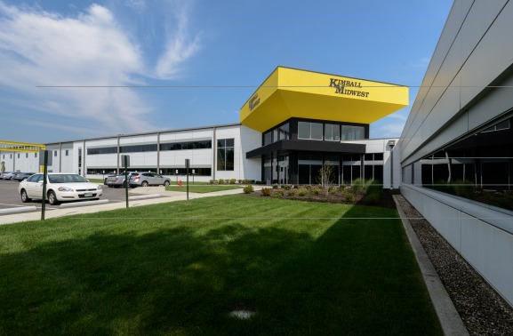 Kimball Midwest Office and Warehouse Expansion