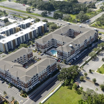 The Flats, University of South Florida