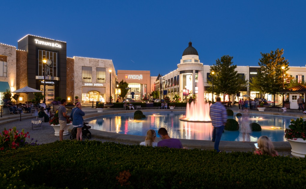 You can count us in with the 26 million annual visitors to Easton Town Center