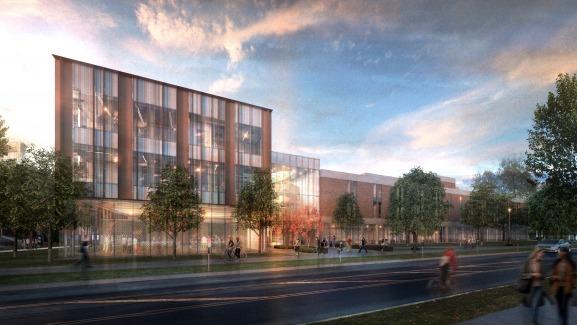 Newton Hall, The College of Nursing, The Ohio State University